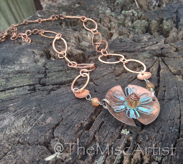 Southwestern Copper Flair